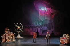 Mangione-Faust, Amoretti-Mefistofele (foto Massimo D'Amato)