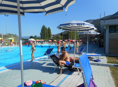 Beautiful The Facilities There Are Good, The Pools (one Adults, One Children) Are  Open Seven Days A Week From 9 Is To 8 Pm Until Around The Middle Of  September Or ...